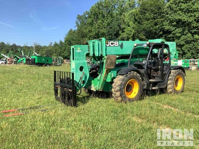 2012 (unverified) JCB 510-56 4x4 10000 lb Telehandler, Telescopic Forklift
