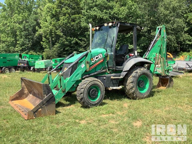 2013 (unverified) JCB 3CX 14L4CM 4x4 Backhoe Loader, Loader Backhoe