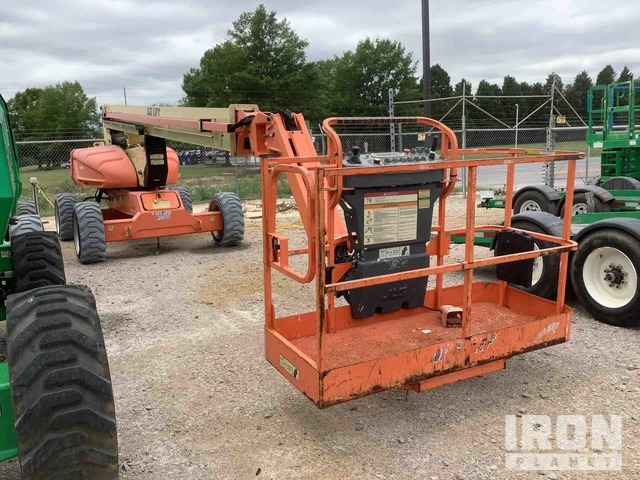 2012 JLG M600JP 4WD Diesel Articulating Boom Lift, Parts/Stationary Construction-Other