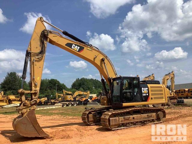 2018 Cat 336FL Track Excavator, Hydraulic Excavator