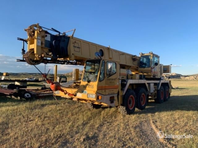 1996 Grove AT700B All Terrain Crane, All Terrain Crane