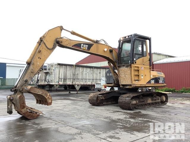 Cat 320C LL Track Material Handler, Material Handler