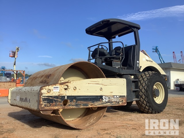 Ingersoll-Rand SD-100D TF Vibratory Single Drum Compactor, Vibratory Padfoot Compactor