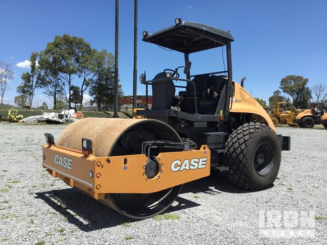 2018 (unverified) Case 1107 EX-D Single Drum Compactor - Unused, Vibratory Padfoot Compactor
