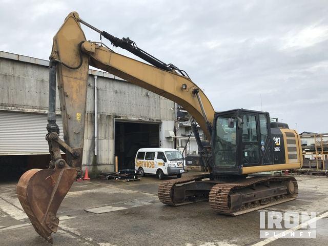 2016 年 Cat 320E Track Excavator, Hydraulic Excavator
