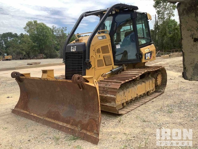2015 Cat D5K2 LGP Crawler Dozer, Crawler Tractor