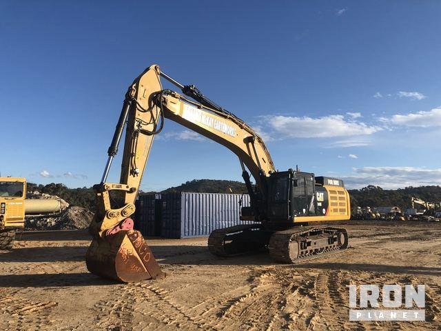 2014 Cat 349E L Track Excavator, Hydraulic Excavator
