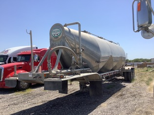 Pneumaattiset bulkkitavaraperävaunut