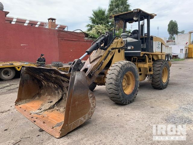 2004 Cat 924G High Lift Wheel Loader, Wheel Loader