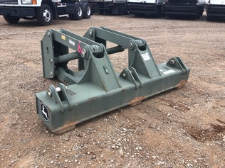 Crawler Tractor Attachments