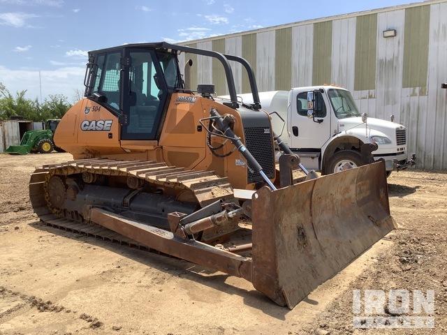 2014 Case 2050M LGP Crawler Dozer, Crawler Tractor