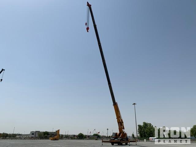 2007 Kato KR65H 65 Ton 4x4x4 Rough Terrain Crane, Rough Terrain Crane