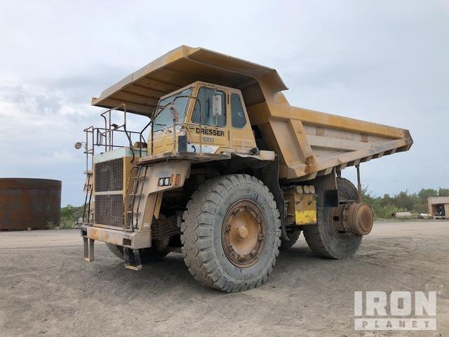 Dresser 330M Off-Road End Dump Truck, Rock Truck