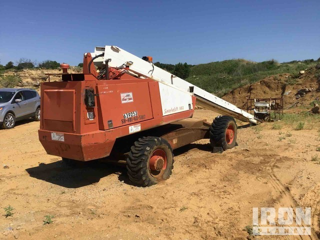 Snorkel TBA60RDZ 4WD Diesel Telescopic Boom Lift, Parts/Stationary Construction-Other
