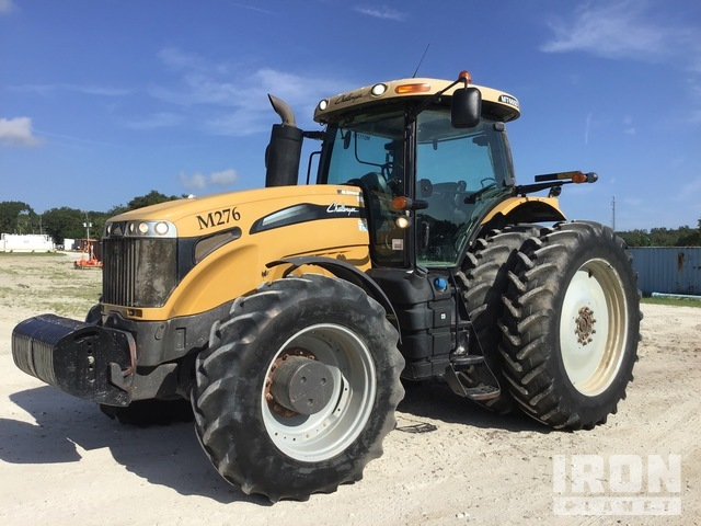 2012 Agco Challenger MT665D 4WD Tractor, MFWD Tractor