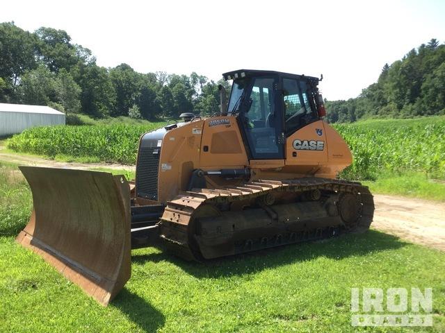 2014 Case 2050M Crawler Dozer, Crawler Tractor