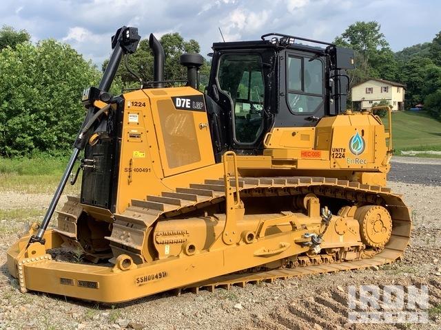 2019 Cat D7E LGP Crawler Dozer, Crawler Tractor
