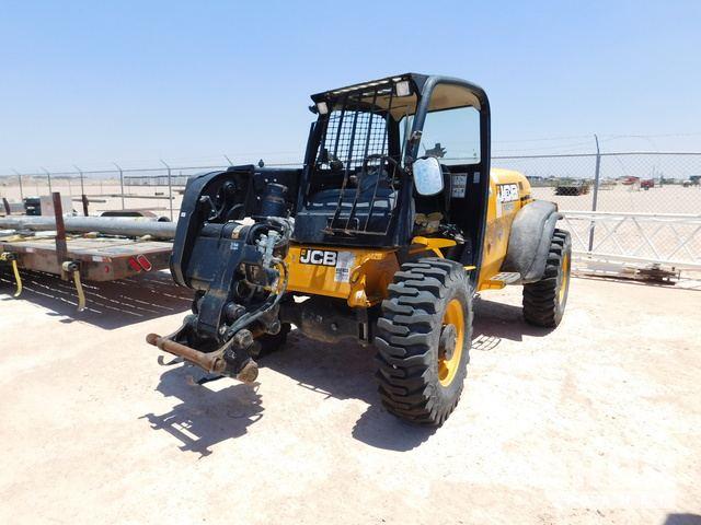 JCB 527-55 6000# 4x4 Telehandler, Telescopic Forklift
