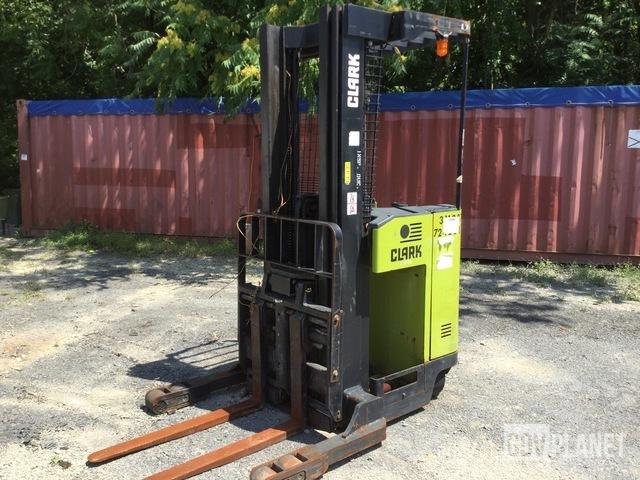 Clark NPR17 Electric Forklift, Electric Forklift