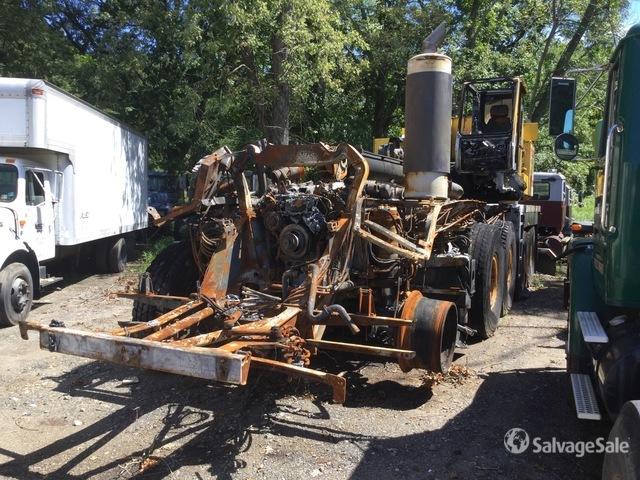2007 Grove GMK5120B All Terrain Crane, All Terrain Crane