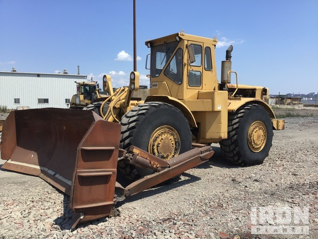 Cat 824B Wheel Dozer, Wheel Dozer