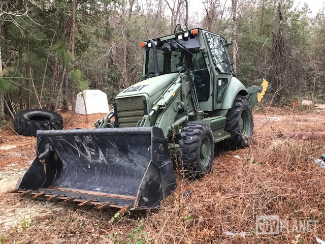 Cat 420E IT 4x4 Backhoe Loader, Loader Backhoe