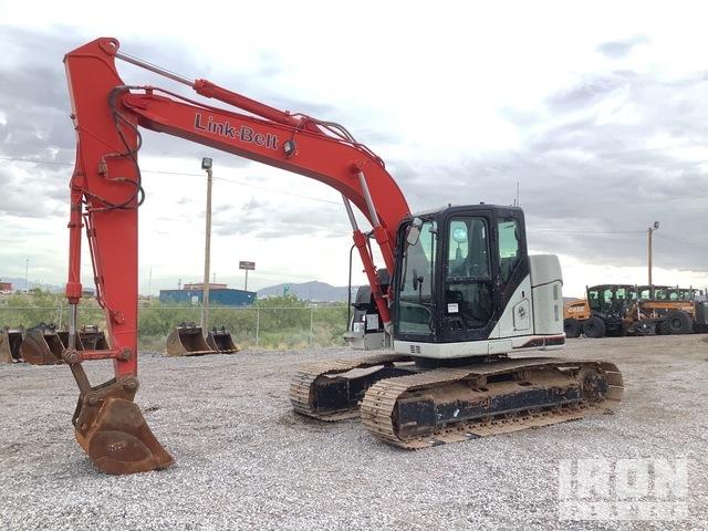 2017 (unverified) Link-Belt 145X3 Track Excavator, Hydraulic Excavator