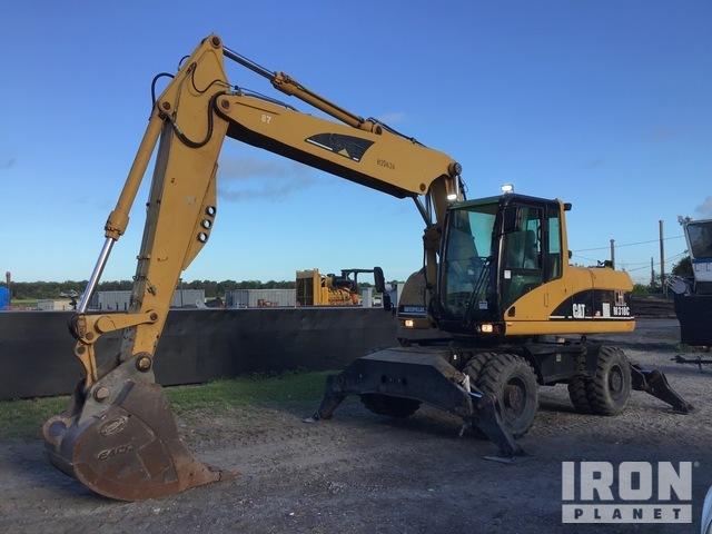 2006 Cat M318C Wheel Excavator, Mobile Excavator