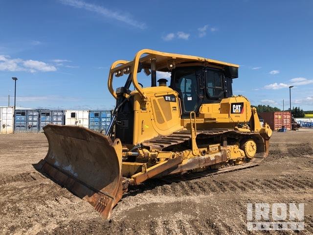 2014 D7E LGP Caterpillar Crawler Dozer, Crawler Tractor