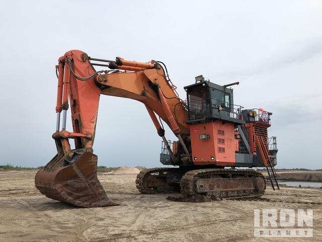 2008 Hitachi EX1900-6 Track Excavator, Hydraulic Excavator