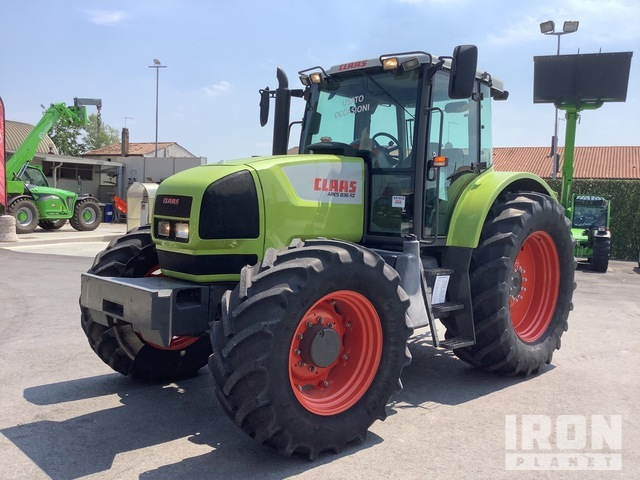 2005 Claas Ares 836RZ 4WD Tractor, MFWD Tractor