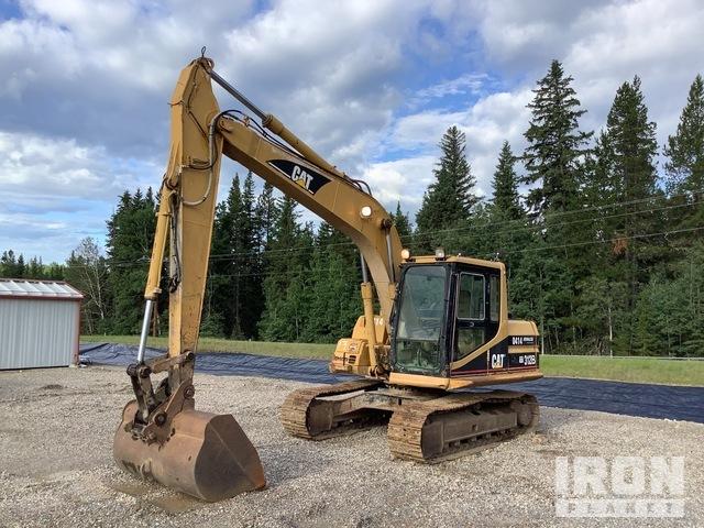 Cat 312B Track Excavator, Hydraulic Excavator