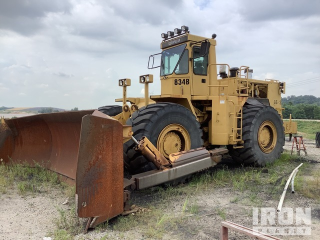 Cat 834B Wheel Dozer, Wheel Dozer