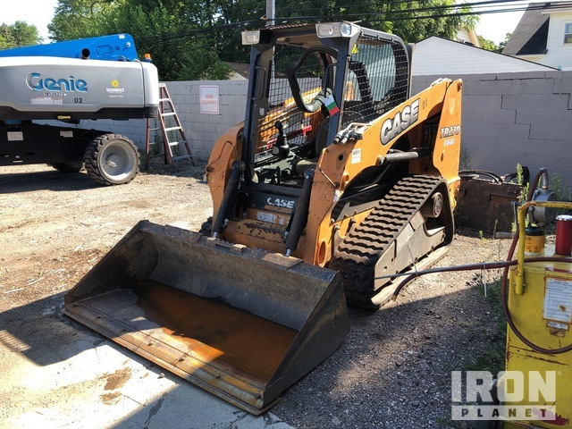 2014 Case TR270 Compact Track Loader, Compact Track Loader