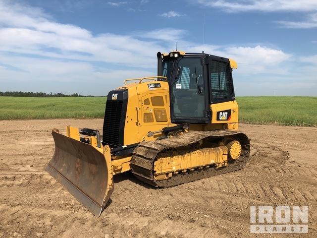 2018 Cat D4K2 LGP Crawler Dozer, Crawler Tractor