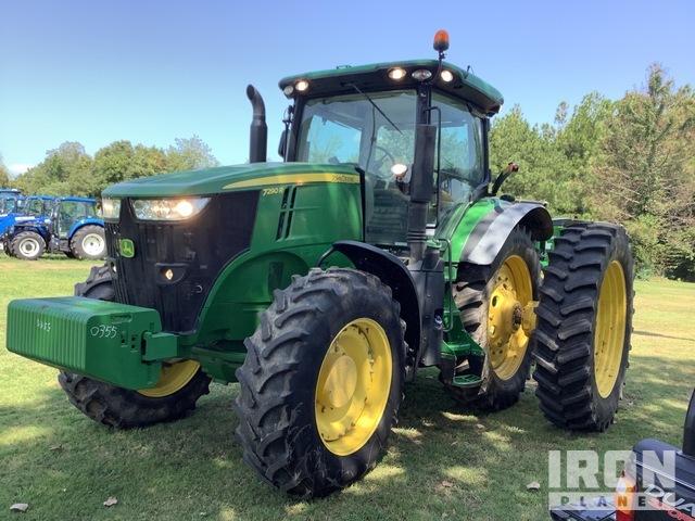 2016 John Deere 7290R 4WD Tractor, MFWD Tractor