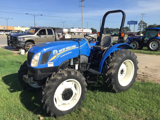 New Holland Agricultural Tractors For Sale Ironplanet