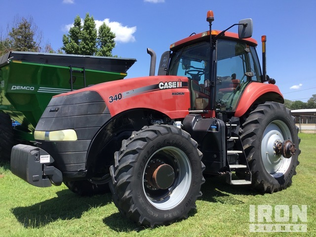 2012 Case IH Magnum 340 4WD Tractor, MFWD Tractor