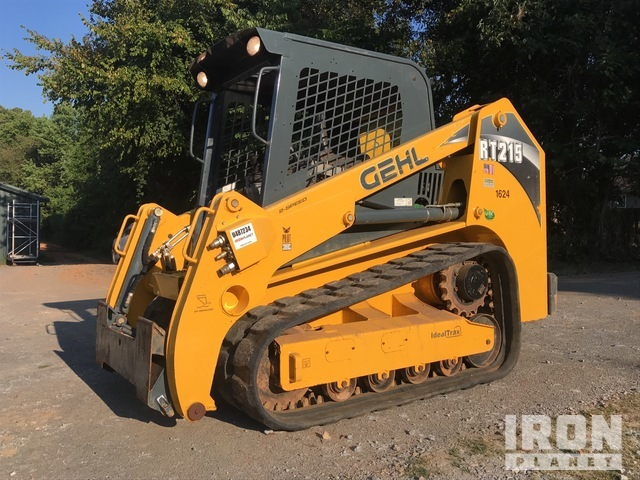 2020 (unverified) Gehl RT210 Compact Track Loader, Compact Track Loader