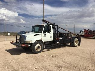 Oil & Gas Trucks