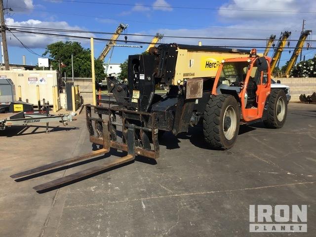 2016 JLG 1055 4x4x4 10,000 lb Telehandler, Telescopic Forklift