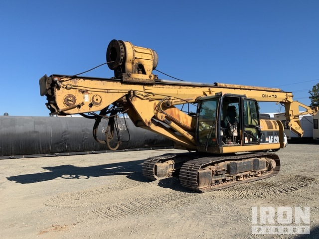 IMT AF120 Foundation Drill, Drilling Equipment - Other
