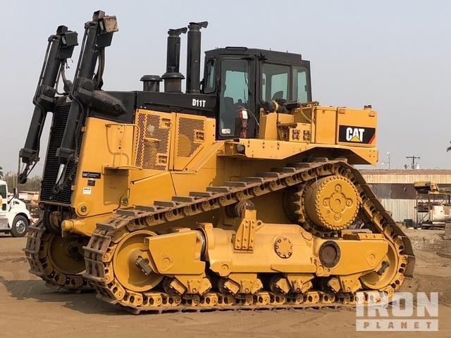2008 Cat D11T Crawler Dozer, Crawler Tractor