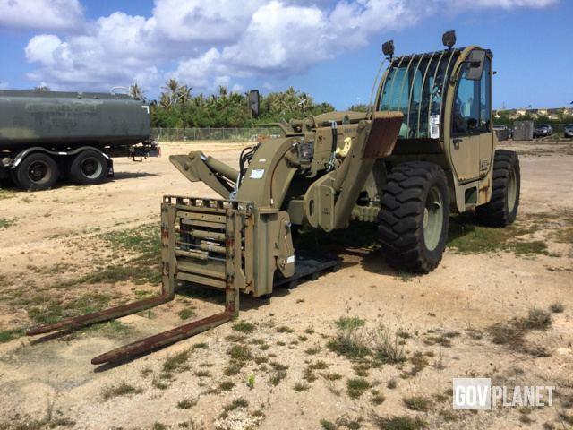 Terex GTH-4013 AF Telehandler, Telescopic Forklift