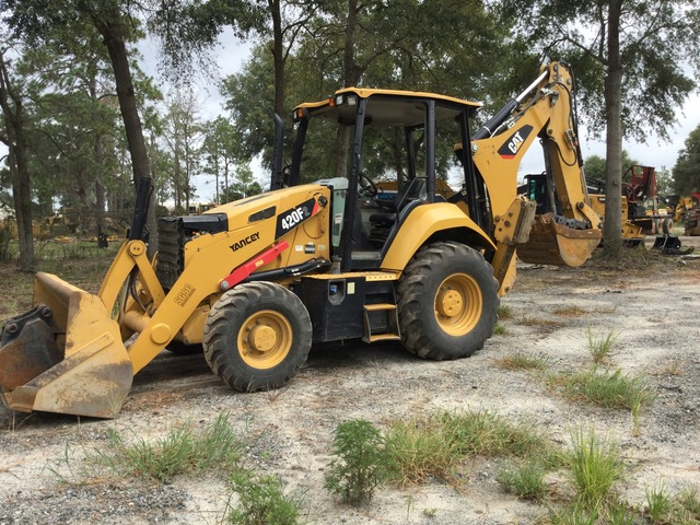 Cat Backhoe Loader For Sale Ironplanet