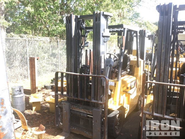 Cat GC40KSTR 7000 lb Cushion Tire Forklift, Parts/Stationary Construction-Other