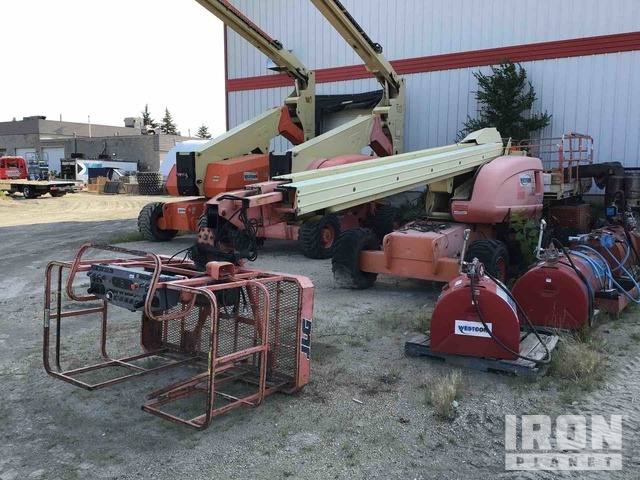JLG 600S 4WD Diesel Telescopic Boom Lift, Parts/Stationary Construction-Other