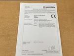 Dostępny certyfikat CE