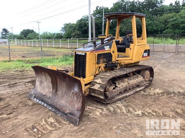 2005 Cat D5G Crawler Dozer, Crawler Tractor