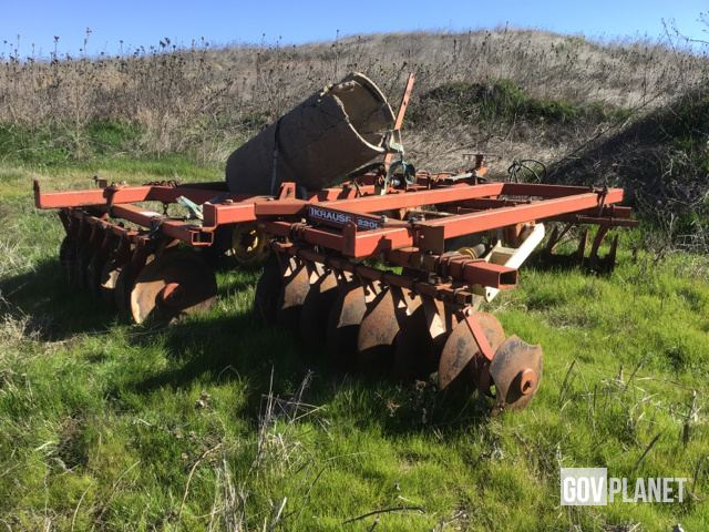 Krause Plow 2230W Disc Plow Attachment, Tractor Attachment - Other